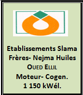 ETABLISSEMENTS SALAMA'